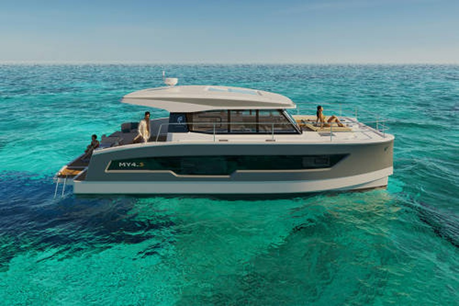 new boat Fountaine Pajot / Motor Yachts / MY4.S_image